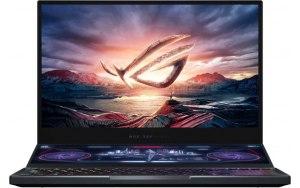 "Ноутбук ASUS ROG GX550LWS-HF109T 15.6""/IPS/Intel Core i7 10875H 2.3ГГц/16ГБ/1ТБ SSD/NVIDIA GeForce RTX 2070 SuperMQ - 8192 Мб/Windows 10/90NR02Y1-M02030/серый"