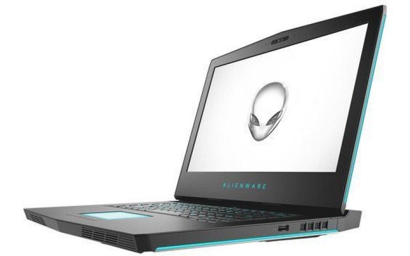 "Ноутбук ALIENWARE 15 R4 15.6""/IPS/Intel Core i7 8750H 2.2ГГц/8Гб/1000Гб/256Гб SSD/nVidia GeForce GTX 1060 6144 Мб/Windows 10 Home/A15-7066/серебристый"