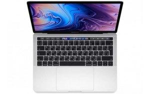 "Ноутбук APPLE MacBook Pro MUHR2RU/A 13.3""/IPS/Intel Core i5 8257U 1.4ГГц/8Гб/256Гб SSD/Intel Iris graphics 645/Mac OS Sierra/MUHR2RU/A/серебристый"