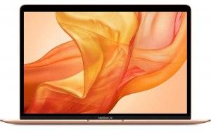 """Ноутбук APPLE MacBook Air MWTL2RU A/13.3""""/Intel Core i3 1.1ГГц/8Гб/256Гб SSD/Intel Iris Plus graphics /Mac OS X/MWTL2RU/A/золотистый"""