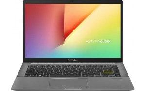 """Ноутбук ASUS VivoBook M433IA-EB071T 14""""/IPS/AMD Ryzen 5 4500U 8ГБ/512ГБ SSD/AMD Radeon интегрированное/Windows 10/90NB0QR4-M08310/черный"""