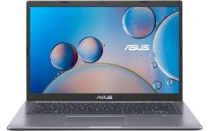 "Ноутбук ASUS VivoBook X415JA-EB236 14""/IPS/Intel Core i3 1005G1 1.2ГГц/8ГБ/128ГБ SSD/Intel UHD Graphics /noOS/90NB0ST2-M03910/серый"