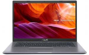 "Ноутбук ASUS VivoBook A409FA-BV571T 14""/Intel Pentium Gold 5405U 2.3ГГц/4ГБ/128ГБ SSD/Intel UHD Graphics /Windows 10/90NB0MS2-M08690/серый"