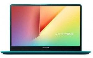 """Ноутбук ASUS VivoBook S530FN-BQ371T 15.6""""/Intel Core i7 8565U 1.8ГГц/8Гб/256Гб SSD/nVidia GeForce Mx150 2048 Мб/Windows 10/90NB0K41-M05990/зеленый"""