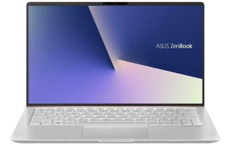 """Ноутбук ASUS Zenbook UX333FA-A3112T 13.3""""/Intel Core i5 8265U 1.6ГГц/8Гб/256Гб SSD/Intel UHD Graphics 620/Windows 10/90NB0JV2-M04140/серебристый"""
