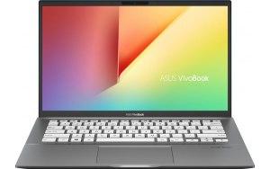 "Ноутбук ASUS VivoBook S14 S431FA-AM187R 14""/IPS/Intel Core i5 10210U 1.6ГГц/8ГБ/512ГБ SSD/Intel UHD Graphics /Windows 10 Professional/90NB0LR3-M04200/серебристый"