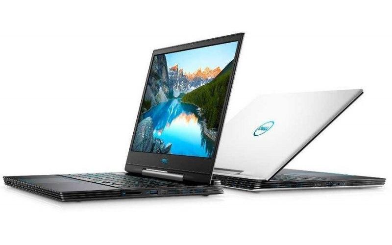 "Ноутбук DELL G5 5590 15.6""/IPS/Intel Core i5 9300H 2.4ГГц/8Гб/1000Гб/128Гб SSD/nVidia GeForce GTX 1650 4096 Мб/Windows 10/G515-8080/белый"