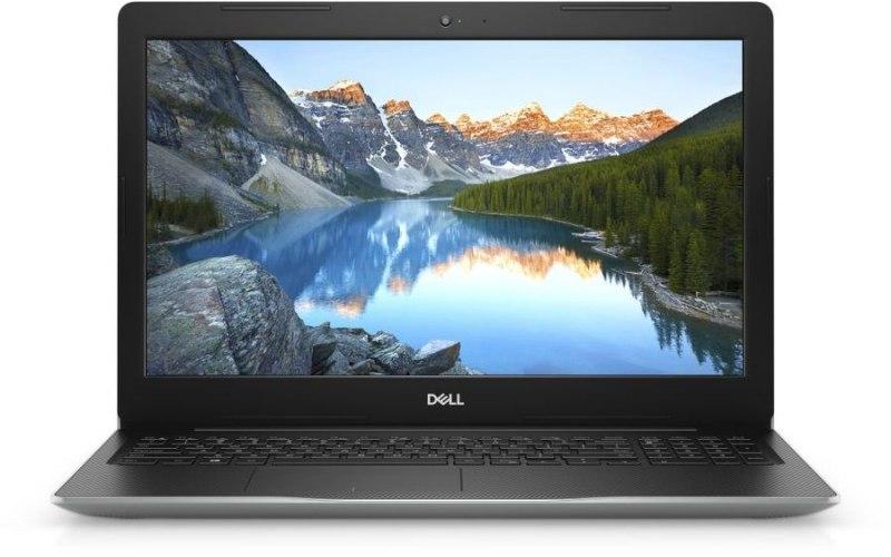 "Ноутбук DELL Inspiron 3584 15.6""/Intel Core i3 7020U 2.3ГГц/4Гб/1000Гб/Intel HD Graphics 620/Linux/3584-5130/серебристый"
