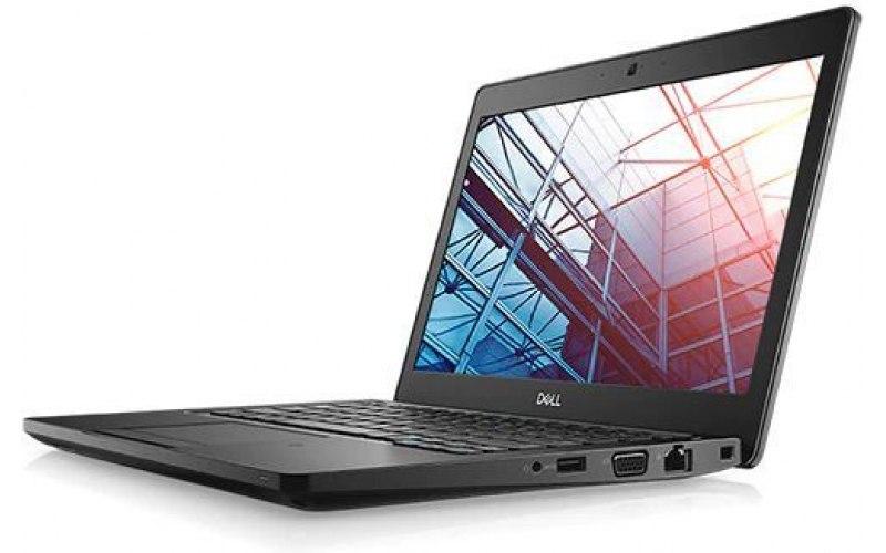 """Ноутбук DELL Latitude 5290 12.5""""/Intel Core i5 8250U 1.6ГГц/8Гб/256Гб SSD/Intel HD Graphics 620/Windows 10 Professional/5290-1474/черный"""