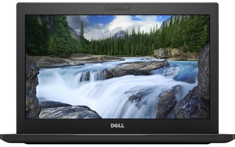 """Ноутбук DELL Latitude 7290 12.5""""/Intel Core i5 8250U 1.6ГГц/8Гб/256Гб SSD/Intel UHD Graphics 620/Linux/7290-1603/черный"""