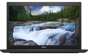 """Ноутбук DELL Latitude 7490 14""""/IPS/Intel Core i7 8650U 1.9ГГц/16Гб/512Гб SSD/Intel UHD Graphics 620/Windows 10 Professional/7490-2585/черный"""