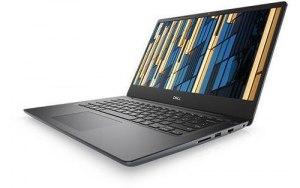 """Ноутбук DELL Vostro 5481 14""""/IPS/Intel Core i7 8565U 1.8ГГц/8Гб/1000Гб/128Гб SSD/nVidia GeForce Mx130 2048 Мб/Linux Ubuntu/5481-6093/серый"""