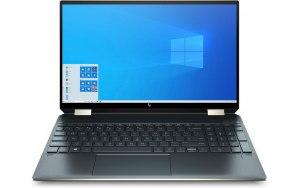 "Ноутбук-трансформер HP Spectre 15-eb1003ur 15.6""/IPS/Intel Core i7 1165G7 2.8ГГц/16ГБ/1ТБ SSD/Intel Iris Xe graphics /Windows 10/2X2A7EA/темно-синий"