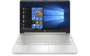 "Ноутбук HP 15s-eq2020ur 15.6""/IPS/AMD Ryzen 5 5500U 2.1ГГц/8ГБ/512ГБ SSD/AMD Radeon /Windows 10/3B2U4EA/серебристый"