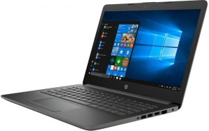 "Ноутбук HP 14-cm1002ur 14""/AMD Ryzen 3 3200U 2.6ГГц/8Гб/1000Гб/128Гб SSD/AMD Radeon Vega 3/Windows 10/6ND96EA/серый"