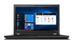 "Ноутбук LENOVO ThinkPad P17 17.3""/IPS/Intel Core i7 10750H 2.6ГГц/32ГБ/512ГБ SSD/NVIDIA Quadro RTX 3000 - 6144 Мб/Windows 10 Professional/20SN0033RT/черный"