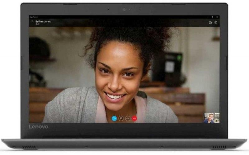 """Ноутбук LENOVO IdeaPad 330-15IKB 15.6""""/Intel Core i5 8250U 1.6ГГц/4Гб/500Гб/Intel HD Graphics 620/Free DOS/81DE02XTRU/черный"""