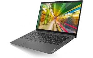 Ноутбук LENOVO IdeaPad 5 14IIL05 14/IPS/Intel Core i3 1005G1 1.2ГГц/8ГБ/256ГБ SSD/Intel UHD Graphics /Windows 10/81YH00BDRU/серый