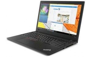 """Ноутбук LENOVO ThinkPad L580 15.6""""/IPS/Intel Core i3 8130U 2.2ГГц/8Гб/256Гб SSD/Intel UHD Graphics 620/Windows 10 Professional/20LW003BRT/черный"""