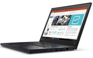 """Ноутбук LENOVO ThinkPad X270 12.5""""/IPS/Intel Core i3 6006U 2.6ГГц/8Гб/500Гб/Intel HD Graphics 520/Windows 10 Professional/20K5S5L400/черный"""