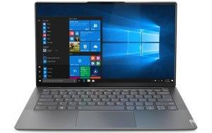 """Ноутбук LENOVO Yoga S940-14IWL 14""""/IPS/Intel Core i7 8565U 1.8ГГц/16Гб/512Гб SSD/Intel UHD Graphics 620/Windows 10/81Q7000JRU/металлический"""