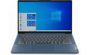 "Ноутбук LENOVO IdeaPad IP5 14IIL05 14""/IPS/Intel Core i3 1005G1 1.2ГГц/8ГБ/256ГБ SSD/Intel UHD Graphics/Windows 10/81YH001KRU/синий"