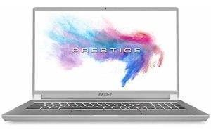 """Ноутбук MSI P75 Creator 9SE-1010RU 17.3""""/IPS/Intel Core i9 9880H 2.3ГГц/16Гб/512Гб SSD/nVidia GeForce RTX 2060 6144 Мб/Windows 10/9S7-17G112-1010/серый"""