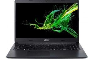 """Ноутбук ACER Aspire 5 A515-55G-32QR 15.6""""/IPS/Intel Core i3 1005G1 1.2ГГц/4ГБ/512ГБ SSD/NVIDIA GeForce MX350 - 2048 Мб/Windows 10/NX.HZBER.009/черный"""