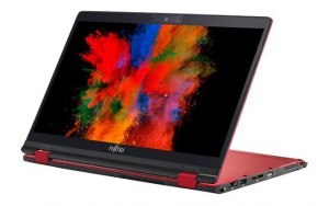 "Ноутбук-трансформер FUJITSU LifeBook U9310X 13.3""/Intel Core i7 10610U 1.8ГГц/16ГБ/1ТБ SSD/Intel UHD Graphics /noOS/LKN:U931XM0005RU/красный"