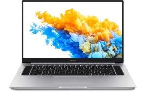 """Ноутбук HONOR MagicBook Pro HBB-WAH9PHNL 16.1""""/IPS/Intel Core i5 10210U 1.6ГГц/16ГБ/512ГБ SSD/NVIDIA GeForce MX350 - 2048 Мб/Windows 10/53011MAL/серебристый"""