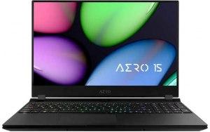 Ноутбук GIGABYTE Aero 15 KB-7RU1130SH 15.6/IPS/Intel Core i7 10750H 2.6ГГц/16ГБ/512ГБ SSD/NVIDIA GeForce RTX 2060 - 6144 Мб/Windows 10/9RP75KBCBG8S1RU0000/черный