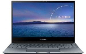 "Ноутбук-трансформер ASUS Zenbook Flip UX363EA-HP241T 13.3""/Intel Core i5 1135G7/Intel Evo 2.4ГГц/8ГБ/512ГБ SSD/Intel Iris Xe graphics /Windows 10/90NB0RZ1-M06670/серый"