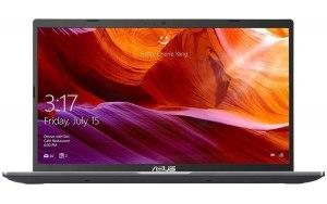 """Ноутбук ASUS X509FA-BR1015 15.6""""/Intel Core i3 10110U 2.1ГГц/4ГБ/1ТБ/256ГБ + Intel UHD Graphics /noOS/90NB0MZ2-M18820/серый"""