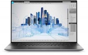 "Ноутбук DELL Precision 5760 17""/Intel Core i7 11850H 2.5ГГц/16ГБ/512ГБ SSD/NVIDIA GeForce RTX A2000 - 4096 Мб/Windows 10 Professional/5760-0679/серый"