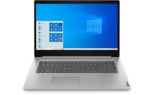 """Ноутбук LENOVO IdeaPad 3 17ADA05 17.3""""/AMD Athlon Gold 3150U 2.4ГГц/4ГБ/128ГБ SSD/AMD Radeon /Windows 10/81W20091RU/серый"""