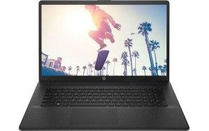 "Ноутбук HP 17-cp0092ur 17.3""/AMD 3020e 1.2ГГц/4ГБ/256ГБ SSD/AMD Radeon /Free DOS 3.0/4D4B6EA/черный"