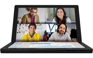"Ультрабук Lenovo ThinkPad X1 Fold G1 13.3""/Intel Core i5 L16G7 1.4ГГц/8ГБ/512ГБ SSD/Intel UHD Graphics /Windows 10 Professional/20RKS05K00/черный"