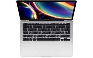 "Ноутбук APPLE MacBook Pro 13.3"" IPS/Intel Core i7 1068NG7 2.3ГГц/32ГБ/1000ГБ SSD/Intel Iris Plus graphics /Mac OS Catalina/Z0Y8000PT/серебристый"