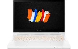 """Ноутбук-трансформер ACER ConceptD 3 Ezel Pro CC314-72P-76ST 14""""/IPS/Intel Core i7 10750H 2.6ГГц/16ГБ/1ТБ SSD/NVIDIA Quadro T1000 - 4096 Мб/Windows 10 Professional/NX.C5KER.001/белый"""