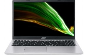 "Ноутбук ACER Aspire 3 A315-35-P7NR 15.6""/Intel Pentium Silver N6000 1.1ГГц/4ГБ/128ГБ SSD/Intel UHD Graphics /Windows 10/NX.A6LER.00D/серебристый"