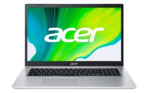 "Ноутбук ACER Aspire 5 A517-52-323C 17.3""/IPS/Intel Core i3 1115G4 3.0ГГц/8ГБ/256ГБ SSD/Intel UHD Graphics /Windows 10 Professional/NX.A5BER.004/серебристый"