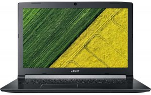 """Ноутбук ACER Aspire A517-51G-35V2 17.3""""/Intel Core i3 8130U 2.2ГГц/4Гб/1000Гб/nVidia GeForce Mx130 2048 Мб/Linux/NX.GVQER.010/черный"""
