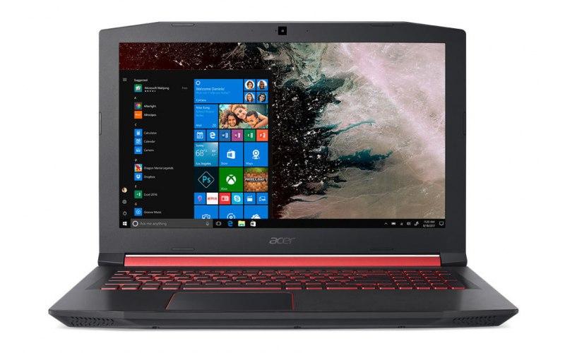 "Ноутбук ACER Nitro 5 AN515-52-70SL 15.6""/IPS/Intel Core i7 8750H 2.2ГГц/8Гб/1000Гб/nVidia GeForce GTX 1060 6144 Мб/Windows 10 Home/NH.Q3XER.010/черный"