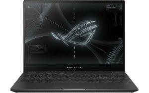"""Ноутбук-трансформер ASUS ROG GV301QE-K6022T 13.4""""/IPS/AMD Ryzen 9 5900HS 3.0ГГц/16ГБ/1ТБ SSD/NVIDIA GeForce RTX 3050 Ti для ноутбуков - 4096 Мб/Windows 10/90NR04H1-M03020/черный"""