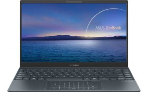 """Ноутбук ASUS Zenbook UX325JA-EG003T 13.3""""/IPS/Intel Core i5 1035G1 1.0ГГц/8ГБ/512ГБ SSD/Intel UHD Graphics /Windows 10/90NB0QY1-M02730/серый"""