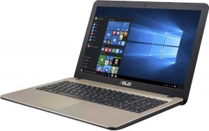 """Ноутбук ASUS VivoBook X540LA-DM1082T 15.6""""/Intel Core i3 5005U 2.0ГГц/4Гб/500Гб/Intel HD Graphics 5500/Windows 10/90NB0B01-M24520/черный"""