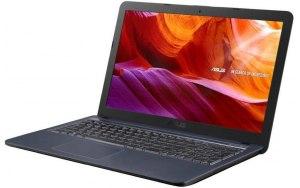 """Ноутбук ASUS VivoBook X543UB-DM1277T 15.6""""/Intel Core i3 7020U 2.3ГГц/4Гб/128Гб SSD/nVidia GeForce Mx110 2048 Мб/Windows 10/90NB0IM7-M18560/серый"""