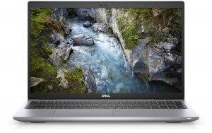 "Ноутбук DELL Precision 3560 15.6""/Intel Core i7 1165G7 2.8ГГц/16ГБ/512ГБ SSD/NVIDIA Quadro T500 - 2048 Мб/Windows 10 Professional/3560-4517/серый"