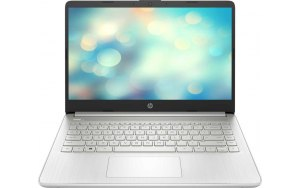 "Ноутбук HP 14s-dq1042ur 14""/IPS/Intel Core i5 1035G1 1.0ГГц/8ГБ/256ГБ SSD/Intel UHD Graphics /Free DOS 3.0/249X4EA/серебристый"