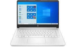 Ноутбук HP 14s-dq2007ur 14/IPS/Intel Pentium Gold 7505 2.0ГГц/4ГБ/256ГБ SSD/Intel UHD Graphics /Windows 10/2X1P1EA/белый